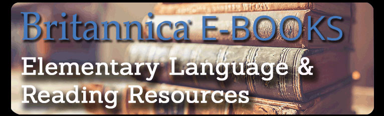 Elementary Language and Reading Resources Login