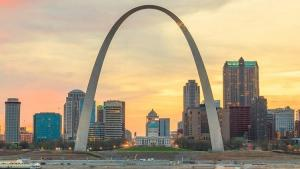 Gateway National Arch, St. Louis, MO