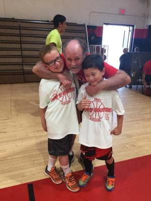 Summer Basketball Camp!!
