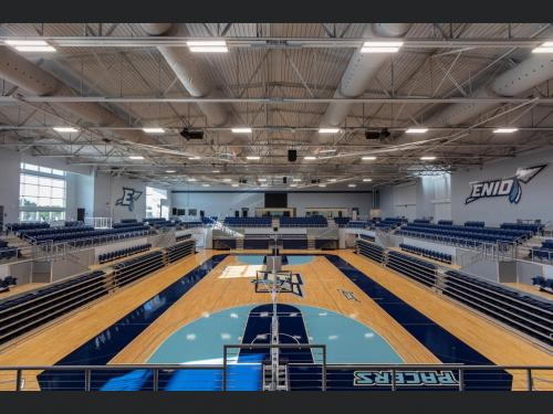 Enid High School Gym