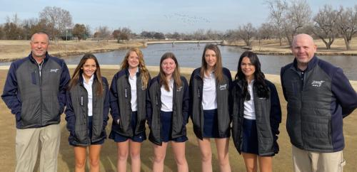 LADIES TEAM – FEB 2021 - Whites & Jackets