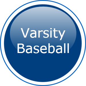 varsity baseball button