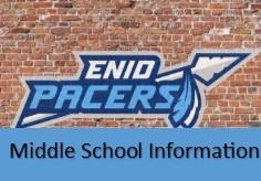 Middle School Info