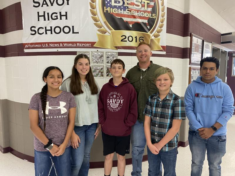 HS Students of the Week 3