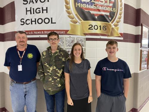 HS Students of the Week 2