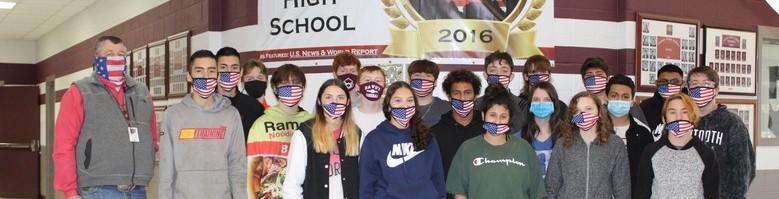 SAVOY HIGH SCHOOL CERTIFIED WELDERS