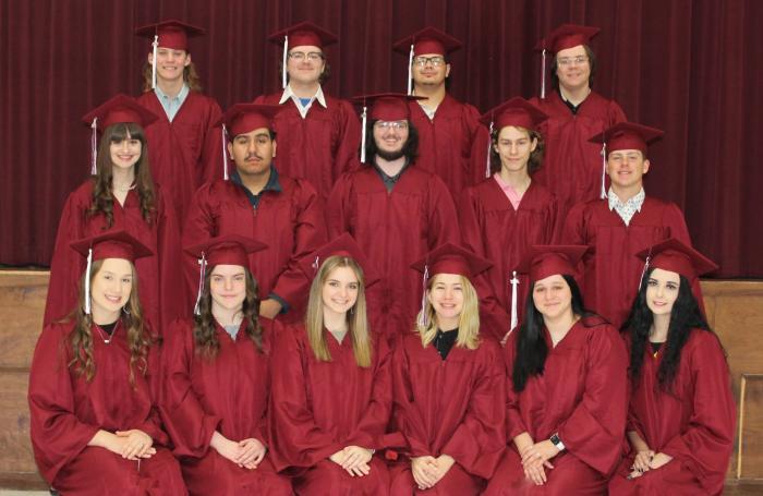 Savoy High School Class of 2021