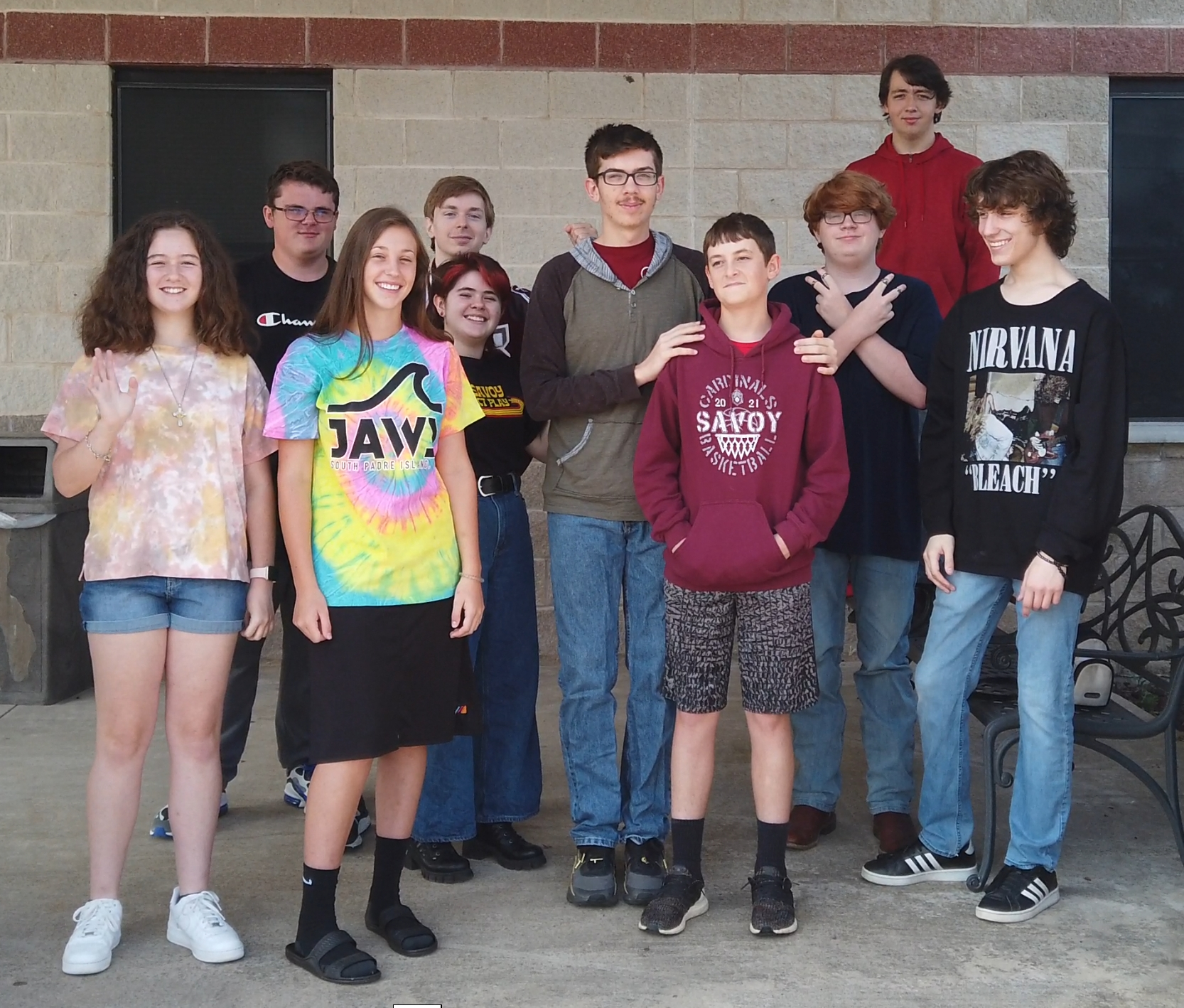 Video Tech Students