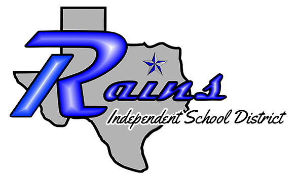 Rains Independent School District Logo