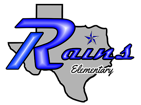 Rains Elementary Logo
