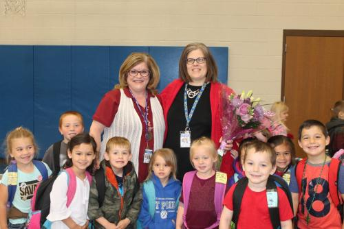 Rains Elementary Teacher of the Year