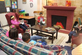Elementary Reading Room