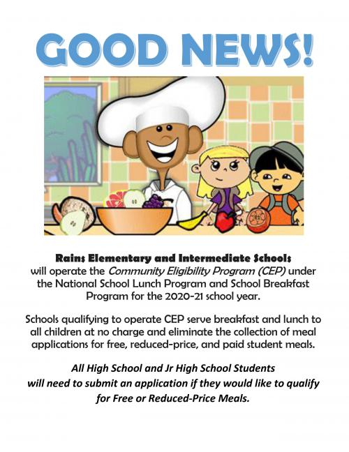 Good news for Elementary and Intermediate students!