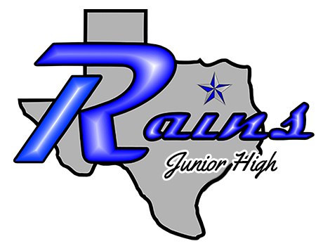 Rains Junior High Logo