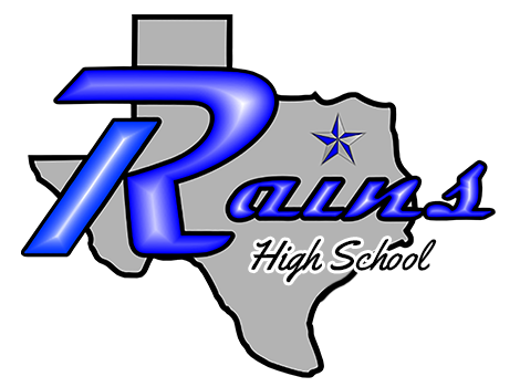 Rains High School Logo
