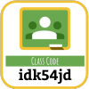 1st Period- How to Join Google Classroom