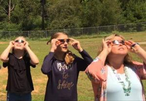 Solar Eclipse/First Day of School!