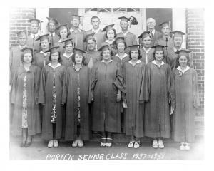 Graduating Class of 1938