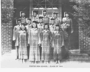 Graduating Class of 1943