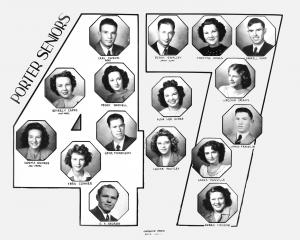 Graduating Class of 1947