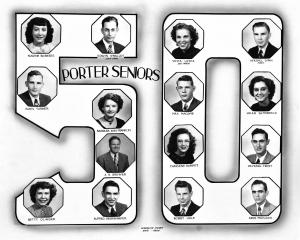 Graduating Class of 1950