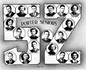 Graduating Class of 1952