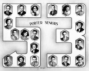Graduating Class of 1953