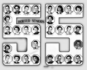 Graduating Class of 1955