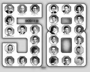 Graduating Class of 1958
