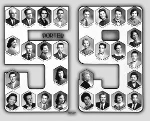 Graduating Class of 1959