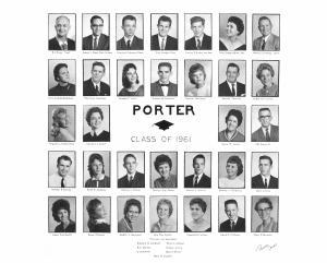 Graduating Class of 1961