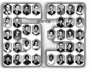 Graduating Class of 1963