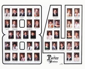Graduating Class of 1984