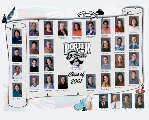 Graduating Class of 2001