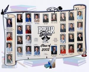 Graduating Class of 2002