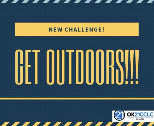 family outdoor challenge