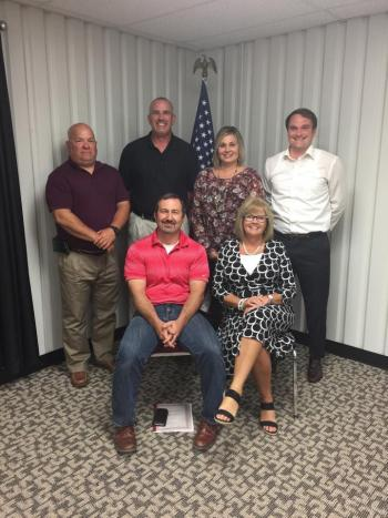 Eufaula School Board Members