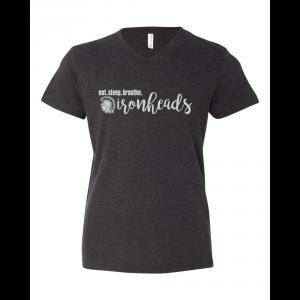 black and maroon v neck.  Reordered.  delivery 2-3 weeks.  $20