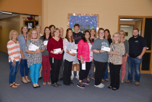 TES Teachers Receive Grant Awards