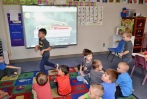 Elementary Grant Award