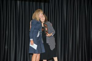 Betty Scott Edgley Accepting her Award- To Order Photo call Cope Photography at 580-628-2025