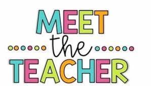 Meet The Teacher Slide