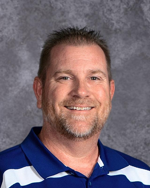 Andrew Binford, MS Principal