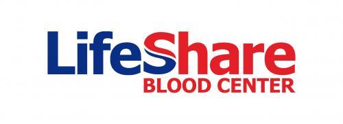 LifeShare blood center logo