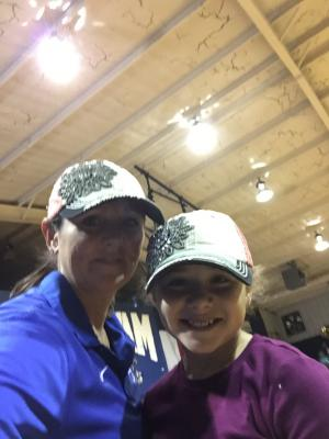 Twin Hat Day with Kenlie
