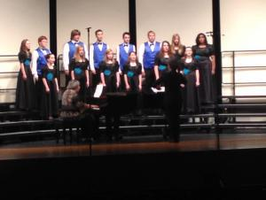 On Stage with Concert and Sightreading