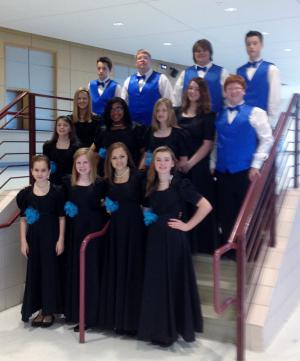 2014 UIL Concert & Sightreading at Harker Heights