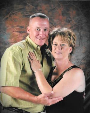 Myself and my wonderful husband, Mike