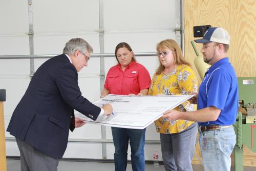JET Grant Award from Texas WorkForce Commission