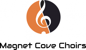 magnet cove choir logo